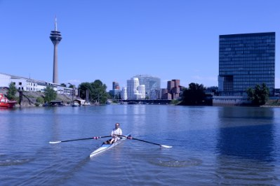 2020.06 Training Düsseldorfer Hafen
