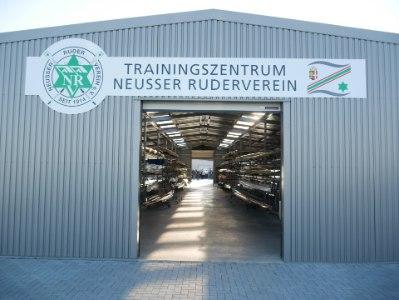 2017.03.27 Neusser RV Eröffnung Trainingszentrum