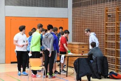 BRJ Athletiktest Erlangen 24-03-2018